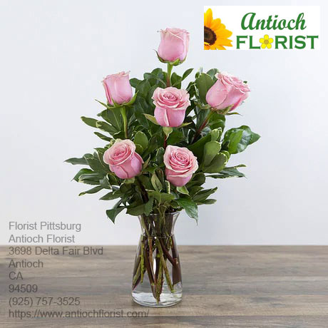 Florist Pittsburg CA